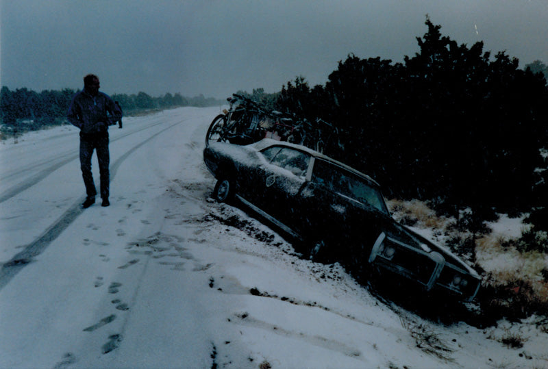 Wtb Throwback Thursdays 1989 Moab Trip With Snowbound Team Vehicle