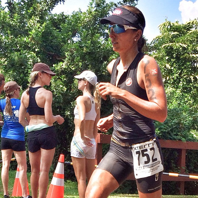 WTB - Laura O'Meara Takes 6th Place at XTerra World Champs