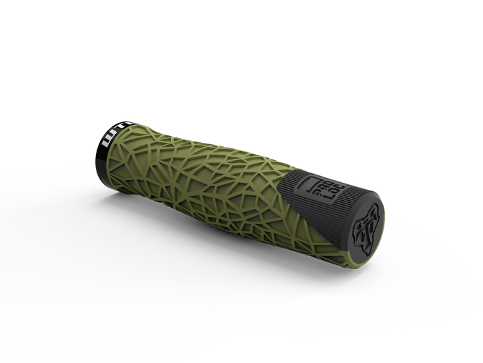WTB Ace PadLoc Grip Bulged Army Green