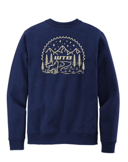 WTB Adventure Crewneck Sweater