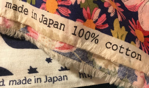 Japanese Fabrics - Bow Ties, Pocket Squares, Bandanas Made in Canada