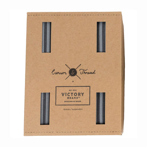 VICTORY Barbers and Brand Suspender Collaboration