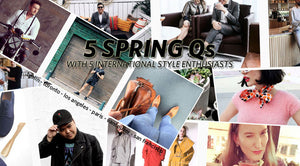 Top 5 Style Experts Answer 5 Questions About Spring Fashion