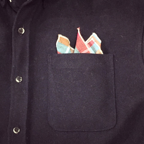 casual pocket squares
