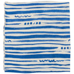 Jonah Waves Double Gauze Cotton Bandana Made in Canada