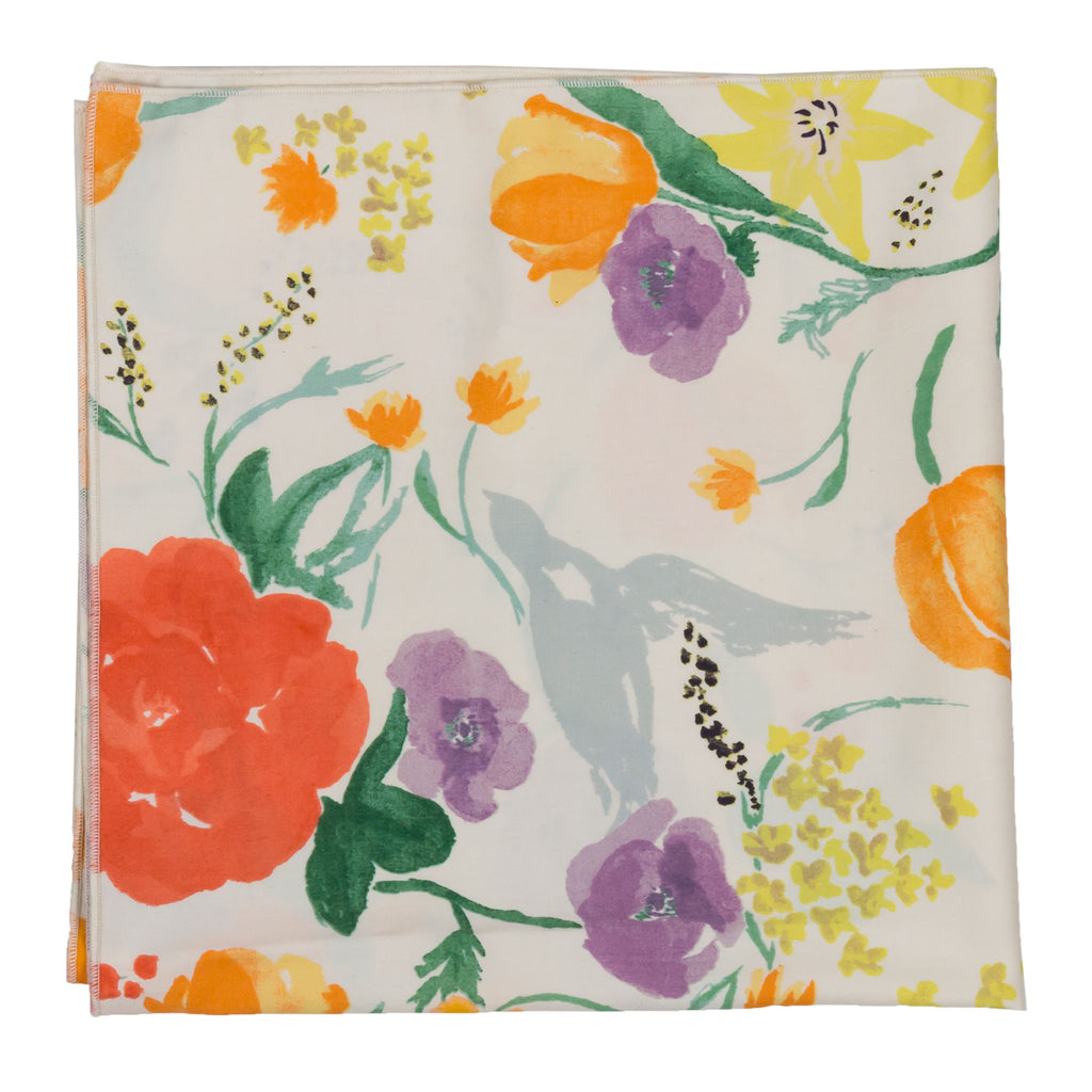 Floral 181 Japanese Cotton Bandana Made in Canada