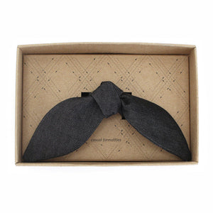 Give & Go French Knot Bow Tie