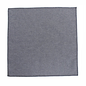 Harrison Herringbone Cotton Bandana