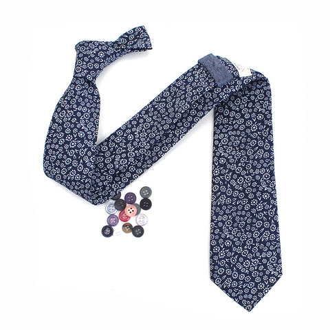Lakeview Floral Necktie