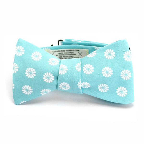 Path Floral Bow Tie