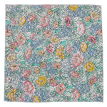 Tait Floral Pocket Square Made in Canada