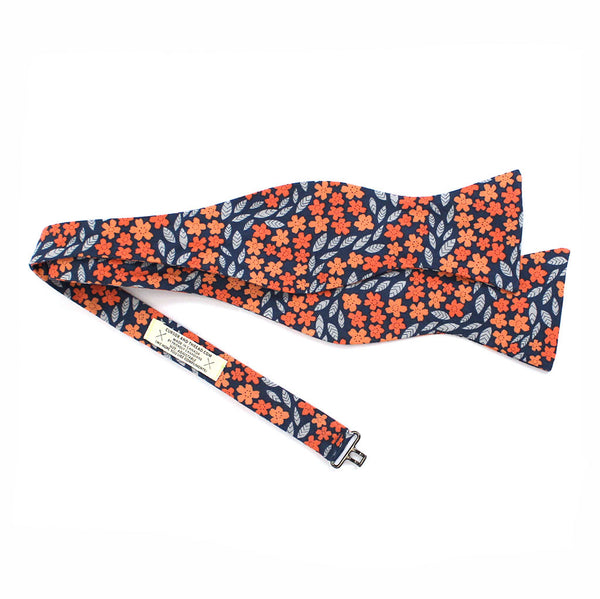 Trail Floral Bow Tie