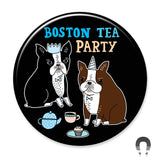 Boston Tea Party Big Magnet