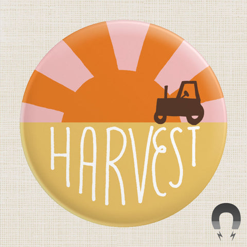Harvest Big Magnet by Kate Sutton