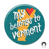 My Heart Belongs To Vermont