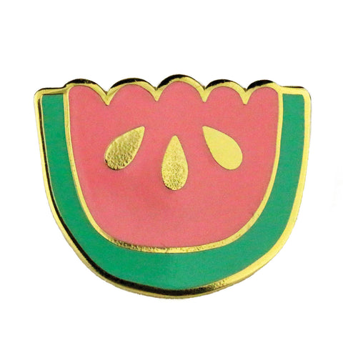 Fruit Jelly Watermelon Enamel Pin