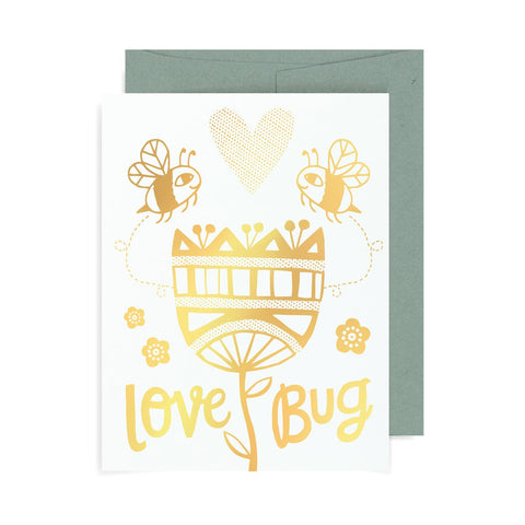 Love Bug A2 Card