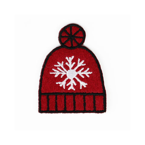 Snow Hat Patch