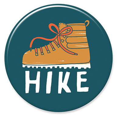 "Hike 1.25"" Button"