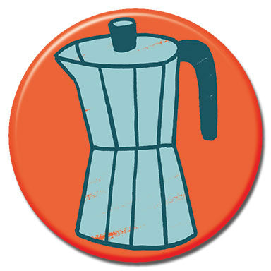 "Percolator 1.25"" Button"