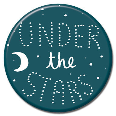 "Under the Stars 1.25"" Button"