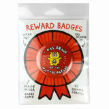 I Was Brave at the Tattoo Parlor Reward Badge