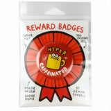 Hyper Caffeinated Reward Badge