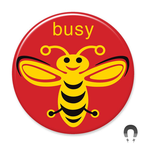 Busy Bee Big Magnet
