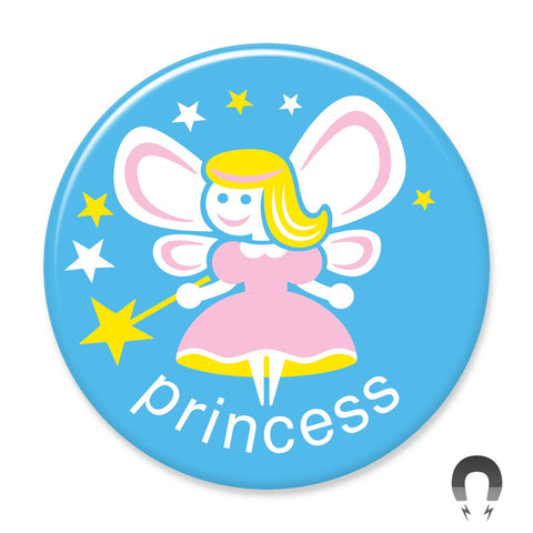 Fairy Princess Big Magnet