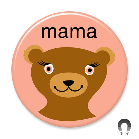 Mama Bear Big Magnet