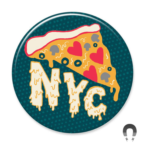 NYC Pizza Magnet
