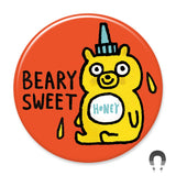 Beary Sweet Big Magnet