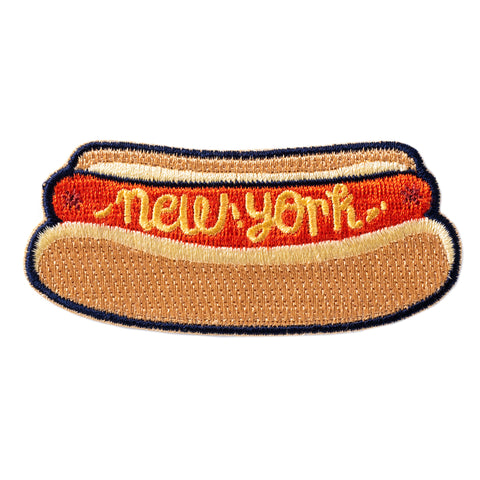 New York Hot Dog Patch