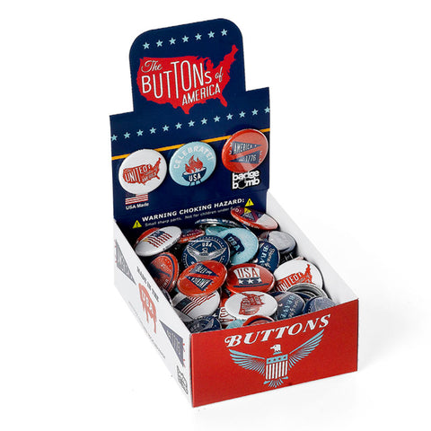 America Button Box