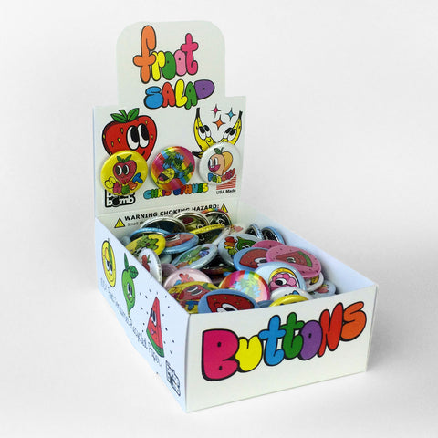 Froot Salad Button Box