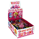 I Love Lady Bits Button Box