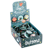 I Heart Space Button Box
