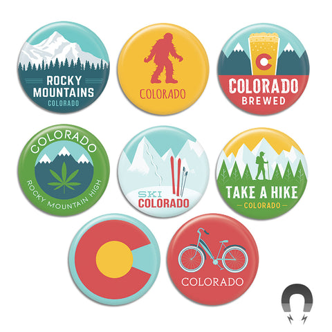 Colorado Big Magnets Bundle