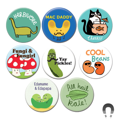 Eat Up Big Magnets Bundle
