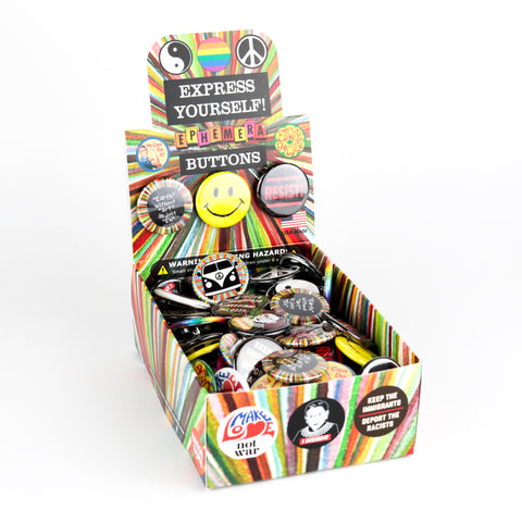 Express Yourself Button Box