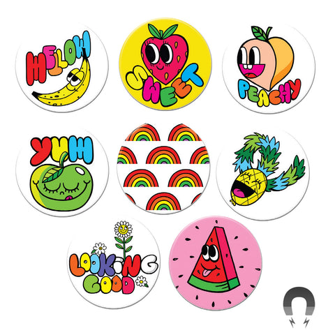 Froot Salad Big Magnets Bundle