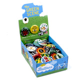 Green Scene Button Box