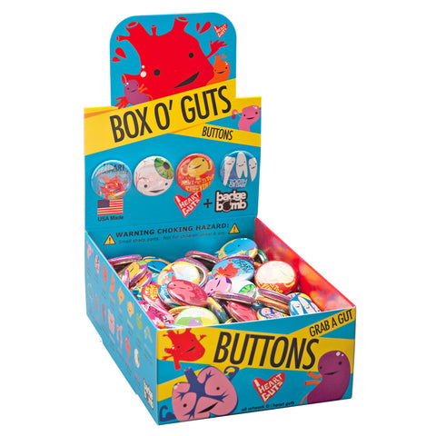 Box O' Guts Button Box