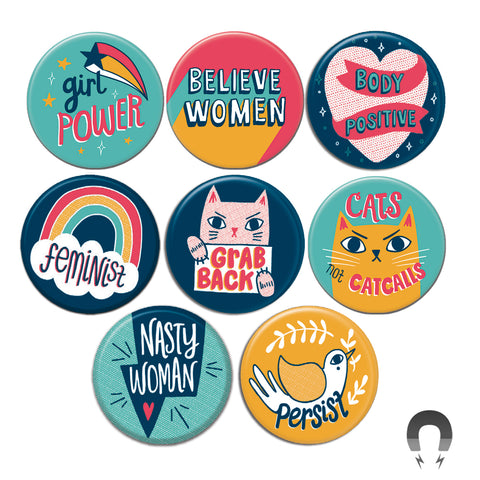 Feminist Big Magnet Bundle