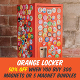 Locker Magnet Display - You Pick
