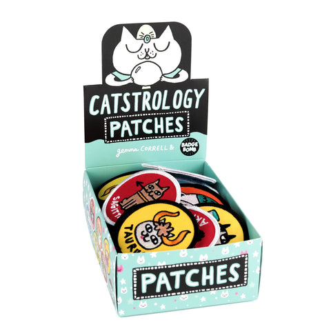 Catstrology Patch Box