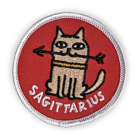 Sagittarius Catstrology Patch
