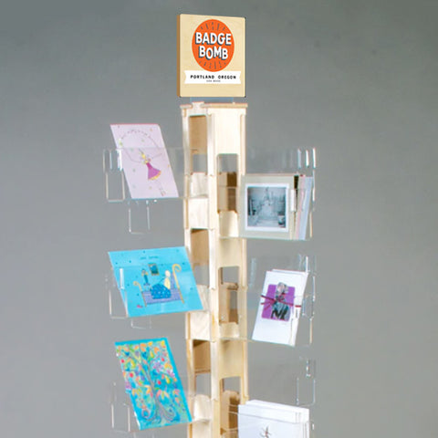 48-Pocket Card Display