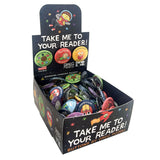 Take Me To Your Reader Button Box by Greg Pizzoli