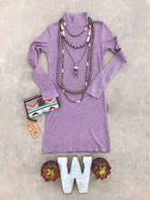 The Miram Dress - Lavender